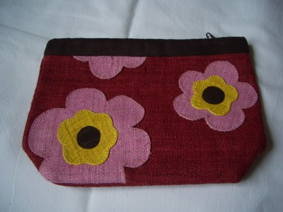 310523655038 Beautiful canvas purses handcrafted from Vietnam