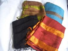 Silk Wraps....handcrafted From Vietnam