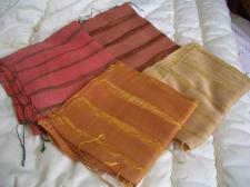 Silk Scarves....handcrafted From Vietnam