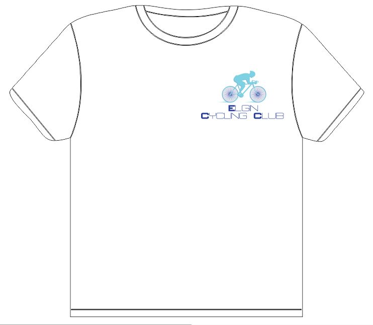 ECCCOOLT Elgin Cycling Sports T-shirt JC001