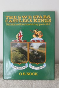 The GWR stars, Castles & Kings Omnibus edition combining parts 1 & 2