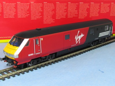 Hornby R4859 MK3 Driving Trailer DVT Virgin Railways