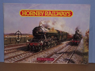 Hornby R680  1993 39th edition  Catalogue
