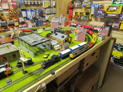 Model Railway Shops, Used and Pre Owned Model Trains for