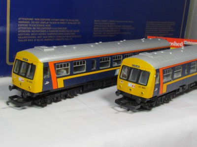 Lima L149898 Class 101 2 car DMU in Strathclyde revised PTE livery