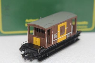 Replica Railways No. 13503 20T 16' Brake Van - Air Piped