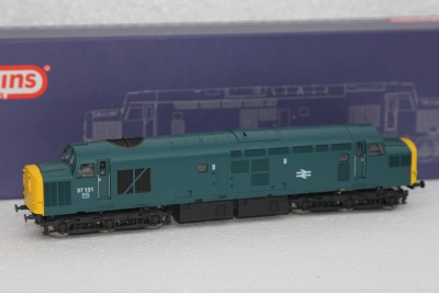 ViTrains Class 37 '37131' in BR Blue Limited Edition