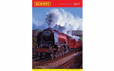 Hornby R8154 2017 63rd Edition full size catalogue