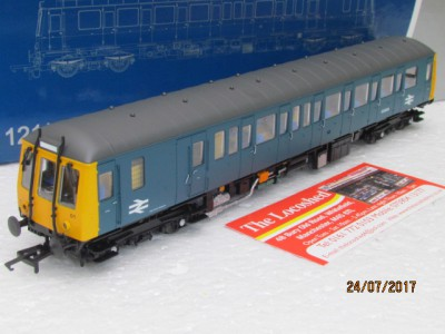 Dapol 4D-015-004 Class 122 Bubble Car DMU in BR Blue  No Sc55013