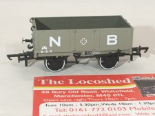 Oxford Rail NBR 4 Plank Wagon � OR76MW4001