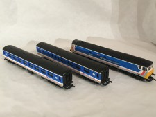 Lima Network SouthEast Class 50 plus 2 plus track and controller � 103408T