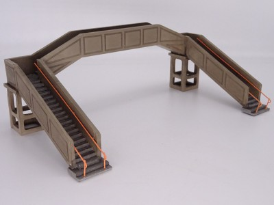 Bachmann Scenecraft 44-0044 Concrete Footbridge � New & Unused