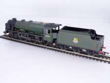Hornby BR 4-6-0 Patriot Class Locomotive �Private W Woods VC� in a used condition