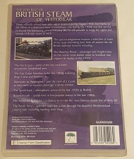 The Very Best of British Steam of Yesteryear DVD