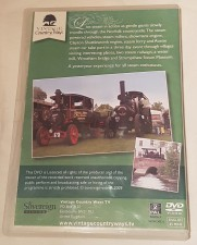 Steam on the Run � East Anglian Traction Engine Society � 3 Day Road Run DVD