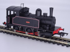 Electrotren Black Ajax 0-6-0 Steam Locomotive �3B� �