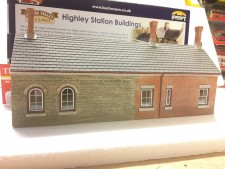 Bachmann Scenecraft 44-144 Highley Station Booking Hall