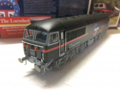 Hornby R3888 Floyd Class 56 Co-Co No.659 002 (THE EURO CONNECTION)