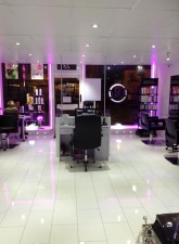 inside The Hair Lounge