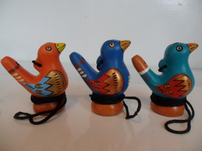 Water Bird Pipes