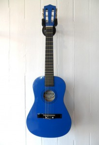 Guitar -Palma Acoustic  1/2 size Outfit
