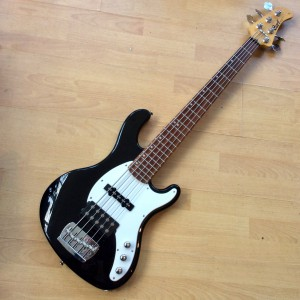 Cort 5 string Bass