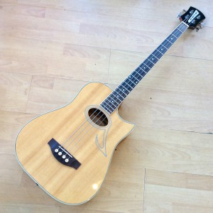 Eko Acoustic Bass BA4CEQ