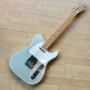 Fender Telecaster American Silver