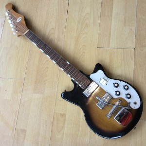 Starway Teisco  60's Guitar