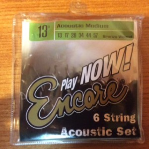 encore acoustic13
