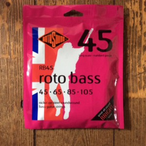 Roto Bass 45 Strings 45