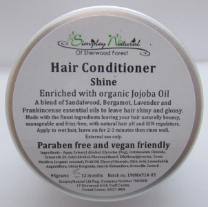 Shine Hair Conditioner