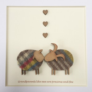 Grandparents Like Ewe Are Precious & Few