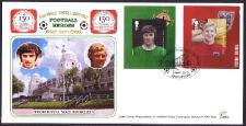 FH07 Football Heroes FCD with scarce stamps   borders and crests.