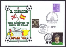 George Best On N.i. World Cup Cover