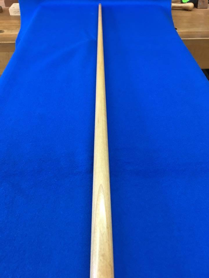 10004 Tony Glover Maple Refurbished Cue -Excellent Condition (SALE)
