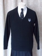 St Michael's Badged Jumper (Yr9-11)