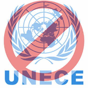 UNECE Towcar A Frame legislation breaches