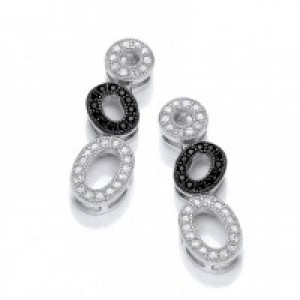 Cavendish French Opulent Oval Earrings
