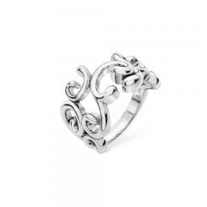 Elements Swirl Ring