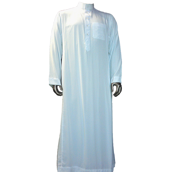 Al-Haramain Thobe (White)