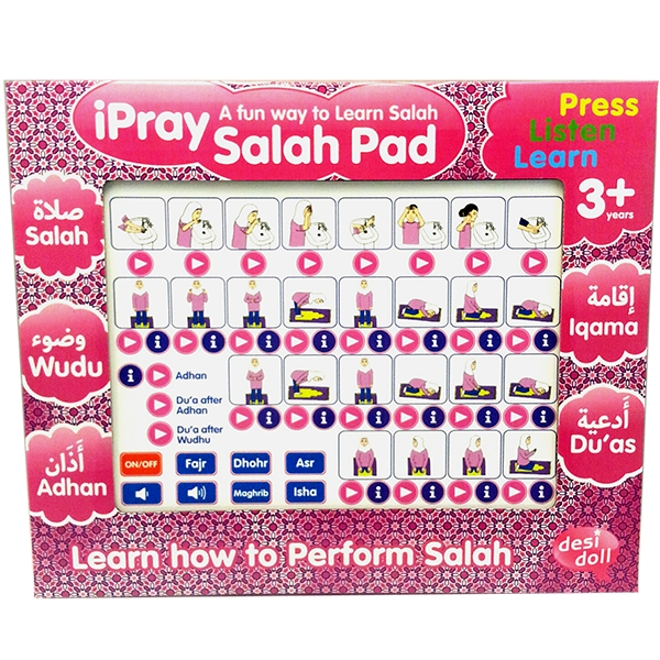 iPray Salah Pad Girl