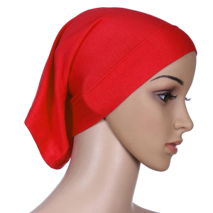 Tube Bonnet (Red)
