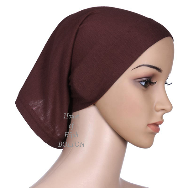 Tube Bonnet (Brown)