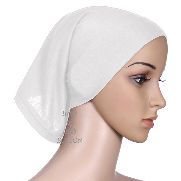 Tube Bonnet (White)