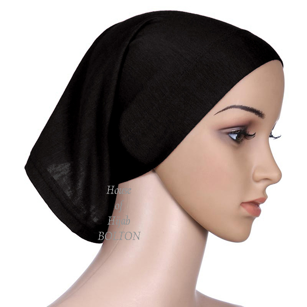 Tube Bonnet (Black)
