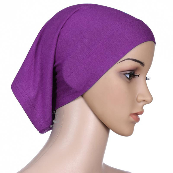 Tube Bonnet (Purple)