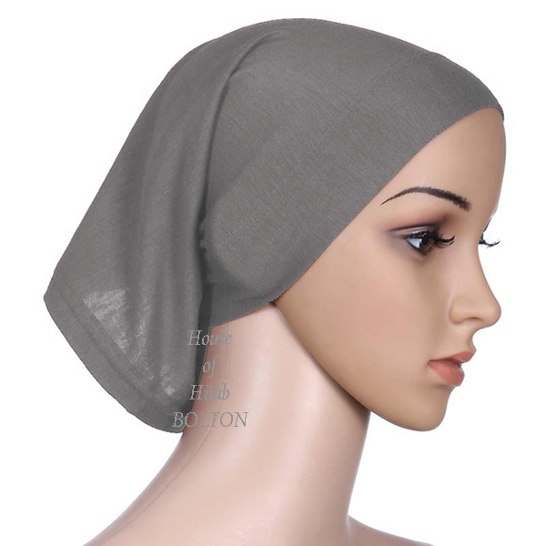 Tube Bonnet (Grey)