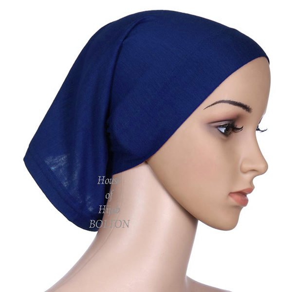 Tube Bonnet (Blue)