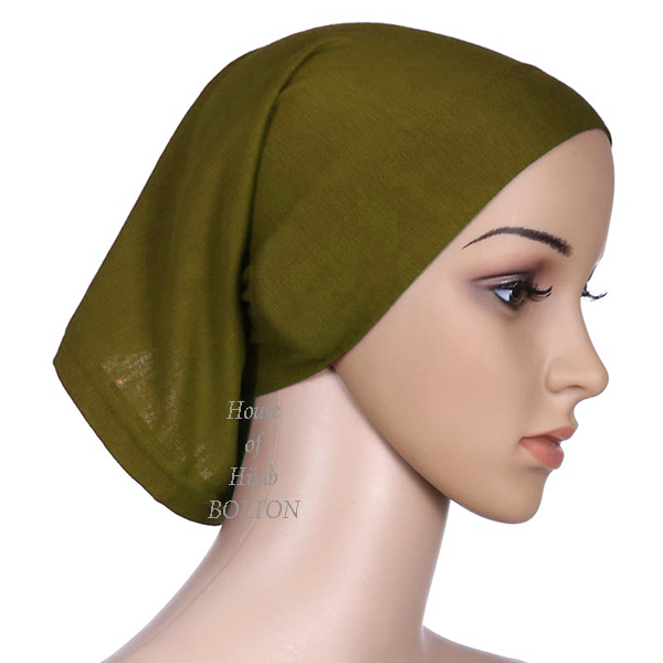 Tube Bonnet (Mustard)